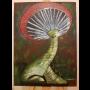 Runaway mushroom